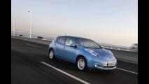 Nissan Leaf versione Europea