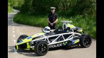 La Ariel Atom della polizia inglese