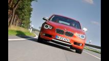 Nuova BMW Serie 1, la prova