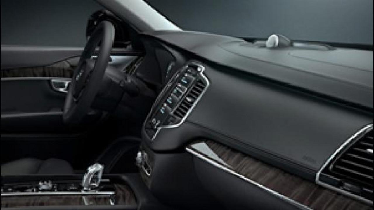 [Copertina] - Nuova Volvo XC90, sempre connessa [VIDEO]
