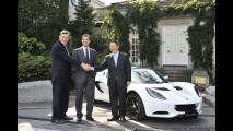 Dany Bahar incontra Akio Toyoda