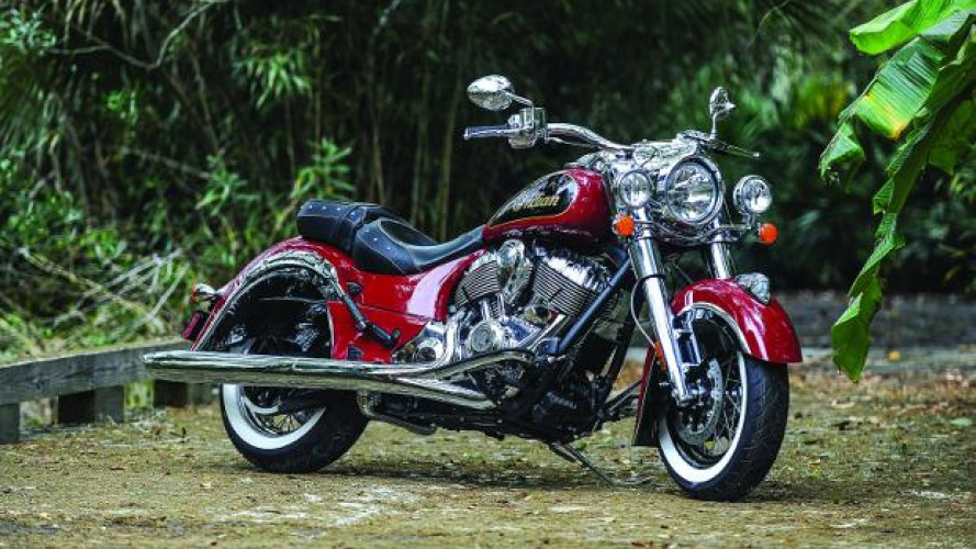 Indian Chief Springfield in arrivo nel 2016