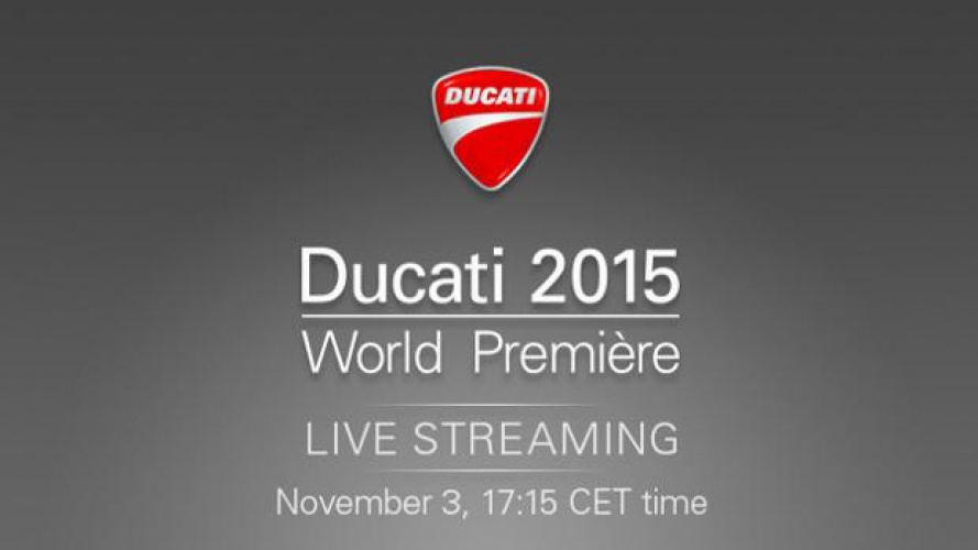 EICMA 2014: Live Streaming della World Premiere Ducati 2015