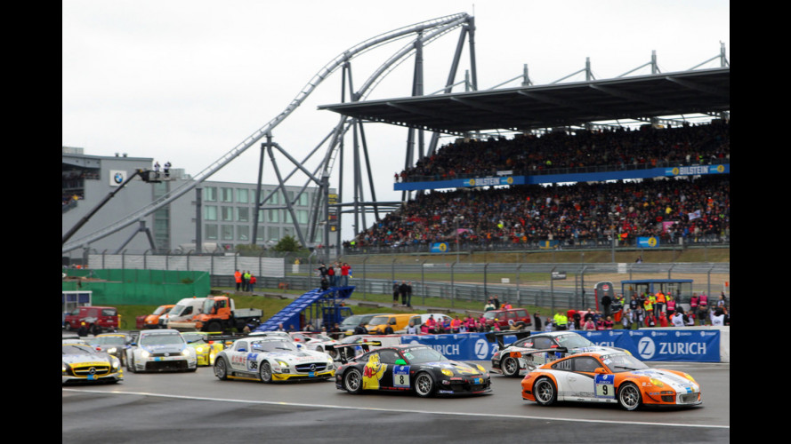24h Nurburgring 2011: è ancora Porsche