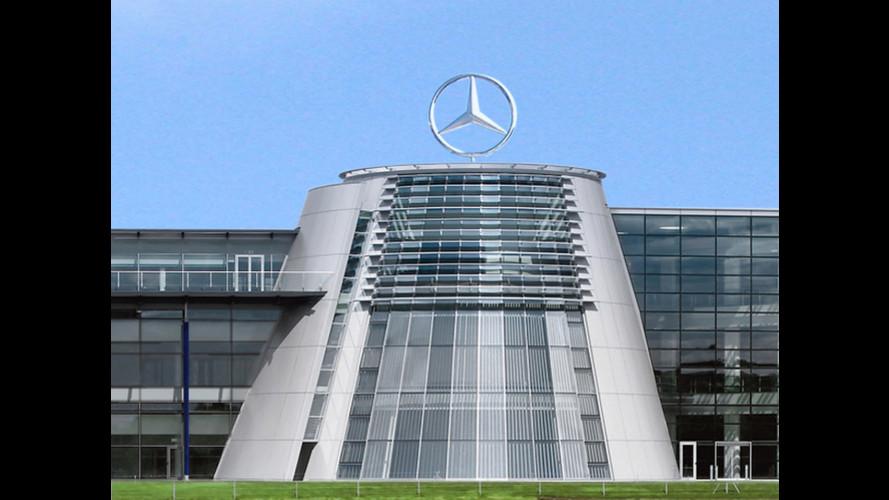 Mercedes-Benz Center apre a Milano