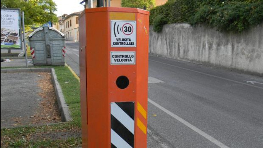 Speed Check, ora è caos totale