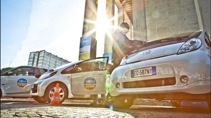H2Roma 2012, con OmniAuto.it i test drive delle auto più ecologiche del momento