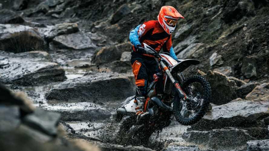 KTM Muddy Winter, promozione sui modelli Enduro