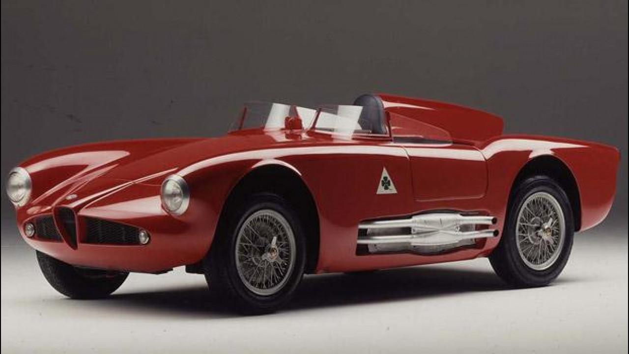 [Copertina] - Alfa Romeo, ieri e oggi al Goodwood Festival of Speed 2014