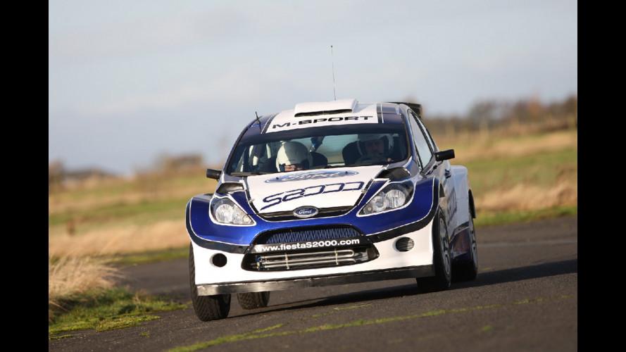 La Ford Fiesta S2000 debutta nel CIR