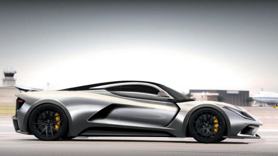 Hennessey Venom F5 fully detailed