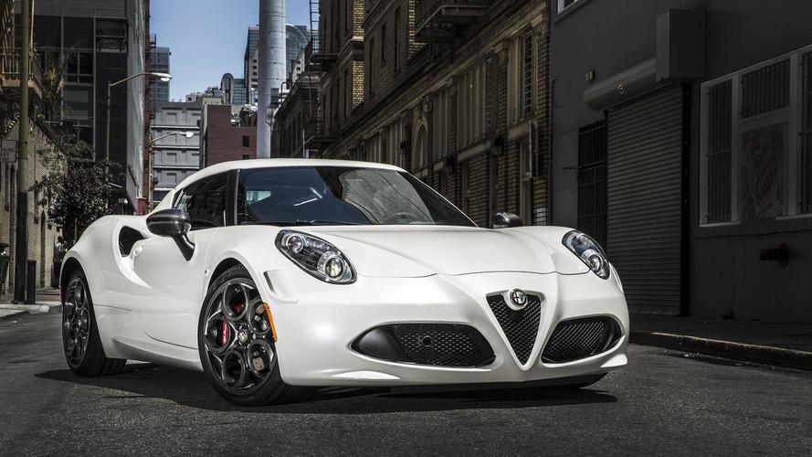 Alfa Romeo details 2015 US-spec 4C, releases mega gallery