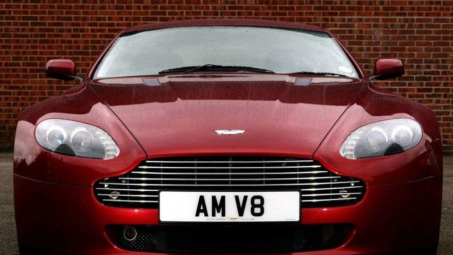 WCF Test Drive: Aston Martin V8 Vantage