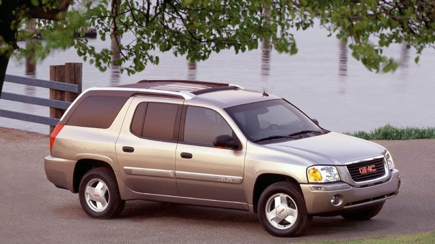 GM Files Trademark App To Bring Envoy Name Back