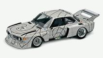 BMW Art Car by Frank Stella in miniature