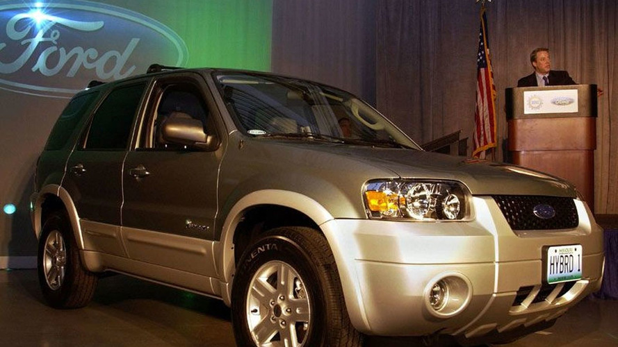 2005 Ford Escape Hybrid At Kansas City Assembly