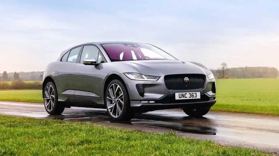 Jaguar I-PACE Sales Decreased In Q3 2021