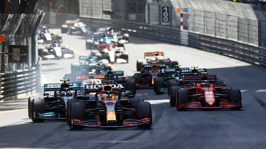 2021 Monako GP: Verstappen kazandı, Sainz ve Norris podyuma çıktı