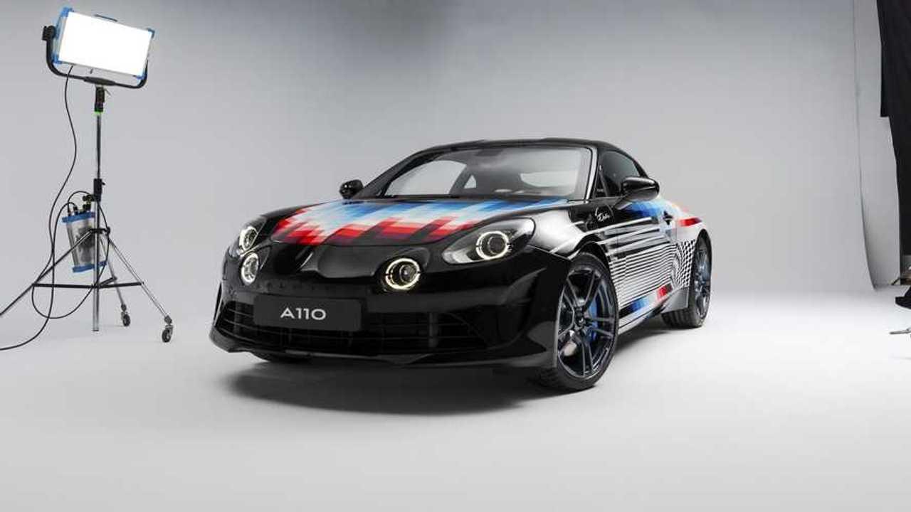 Alpine A110S Felipe Pantone