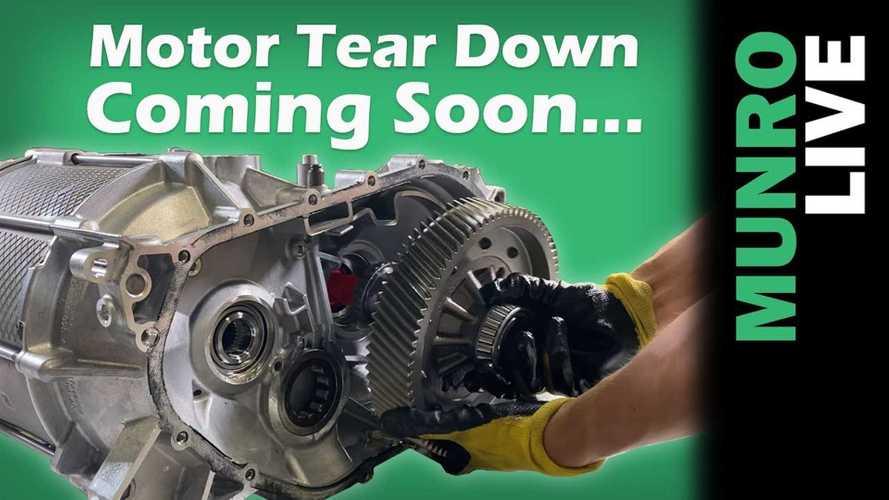 Munro & Associates To Teardown VW ID.4 Motor And F-150 Lightning