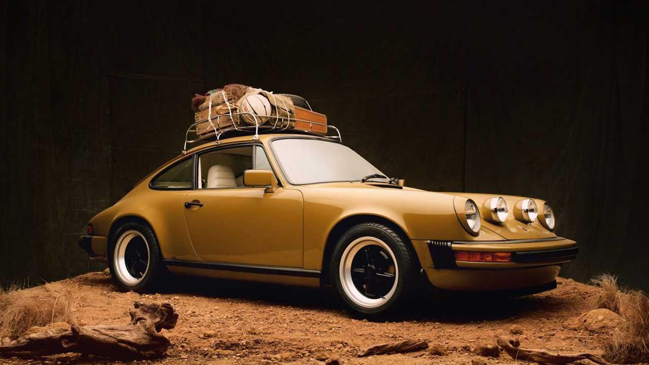 Restorasi Porsche 911 Super Carrera dengan Aimé Leon Dore