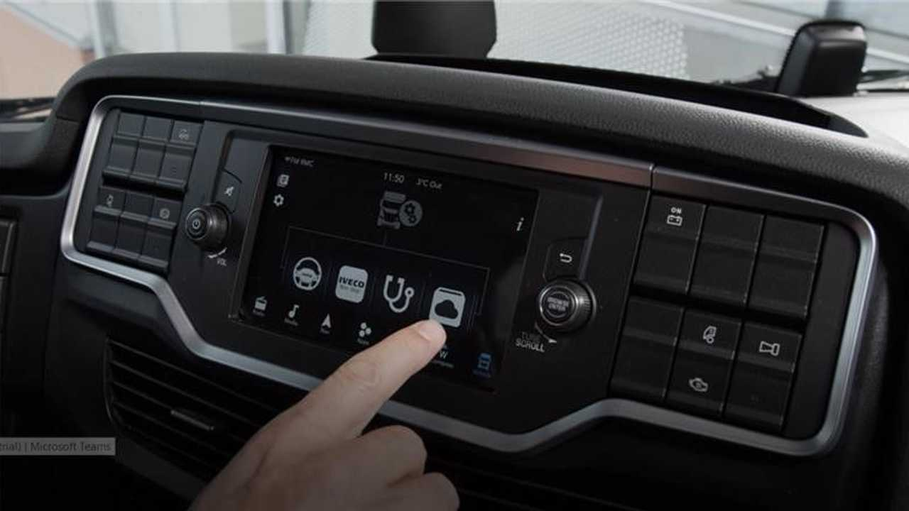 Iveco lanciaOver the Air Update
