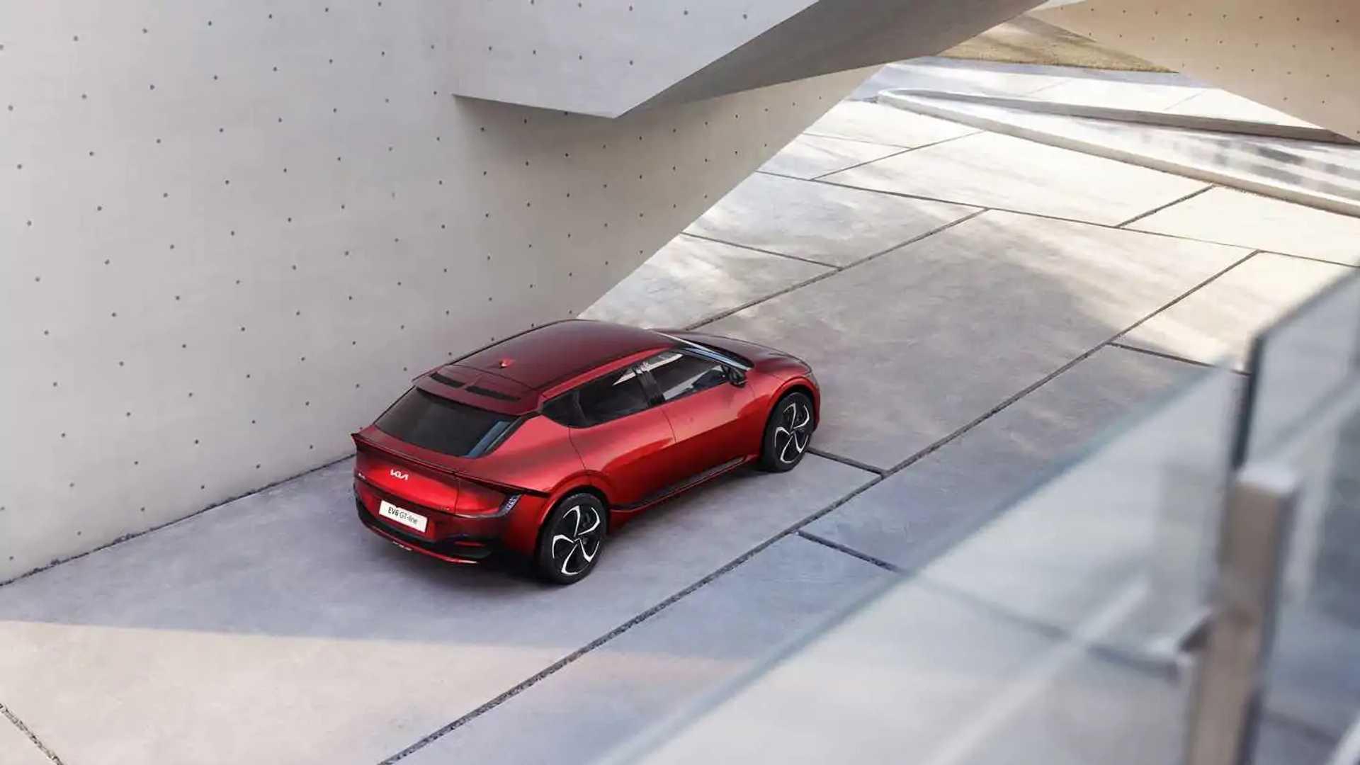 2022 Kia EV6 GT Line
