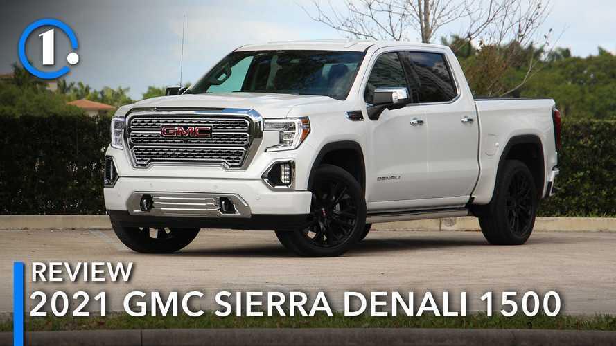 2021 GMC Sierra Denali 1500 Review: Brainier And Brawnier