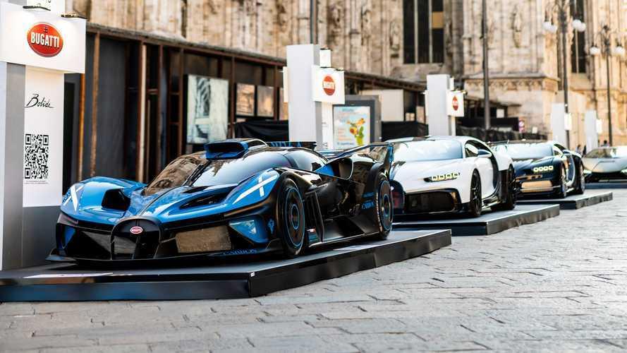 Volkswagen va décider prochainement du sort de Bugatti