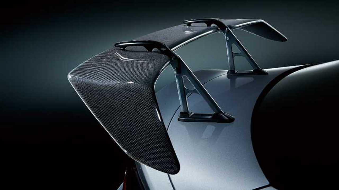 2022 Subaru BRZ dengan pengaya pabrik (JDM)