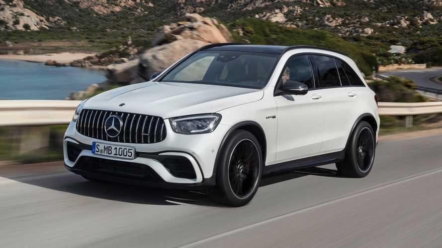 2022 Mercedes-Benz GLC 63 S SUV