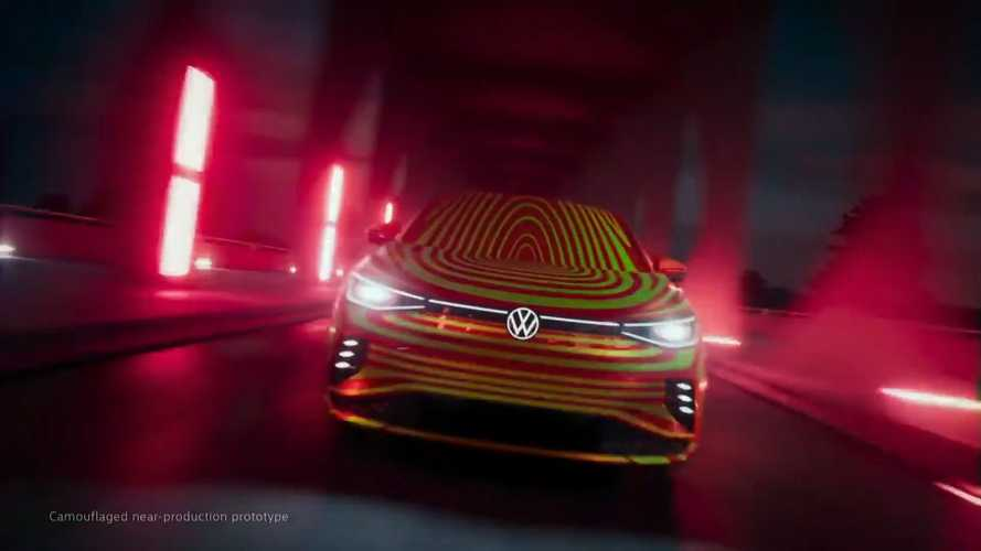 Volkswagen ID.5 GTX, le nuove foto teaser