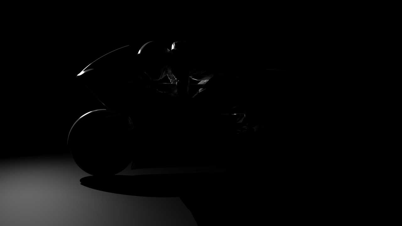 White Motorcycle Concepts WMC250EV Teaser