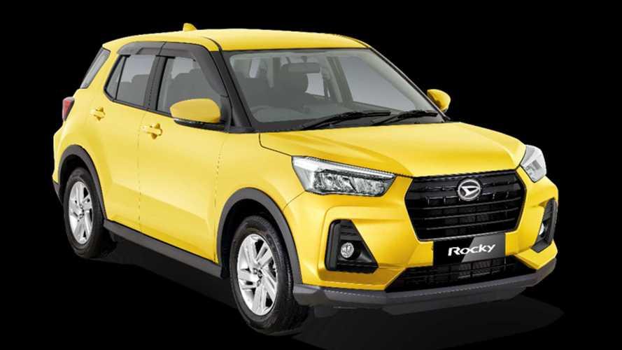 Daihatsu Rocky 1.2L Hadir di Indonesia