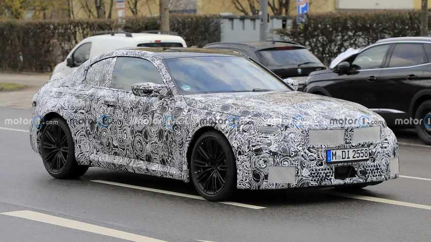 Nuova BMW M2, il debutto è previsto nel 2023