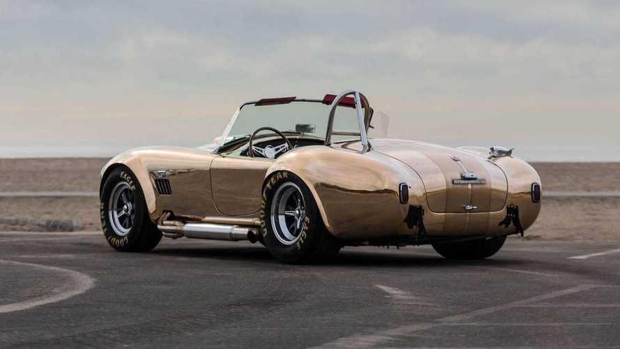 "Shelby 427 S/C Cobra ""CSX 4600"", en venta"