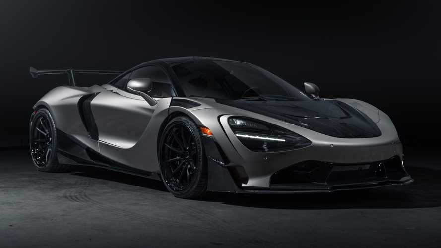 Custom McLaren 720S From SWAE Is A Wicked Widebody Weapon With 900 HP