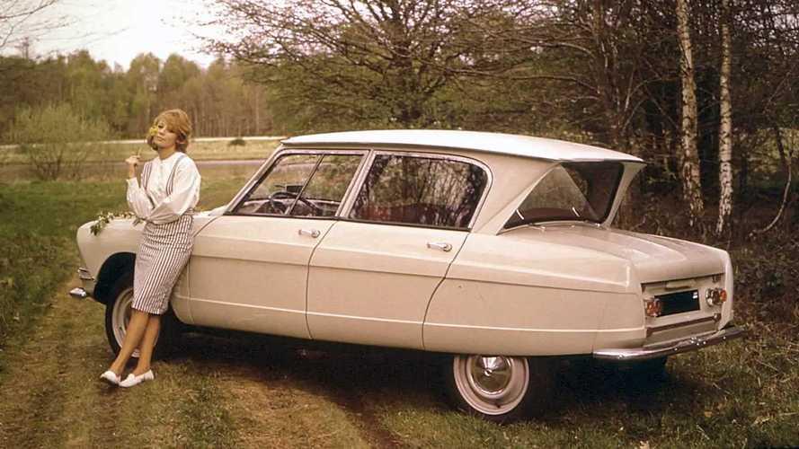 Se cumplen 60 años del Citroën Ami 6, ¿te acuerdas de él?