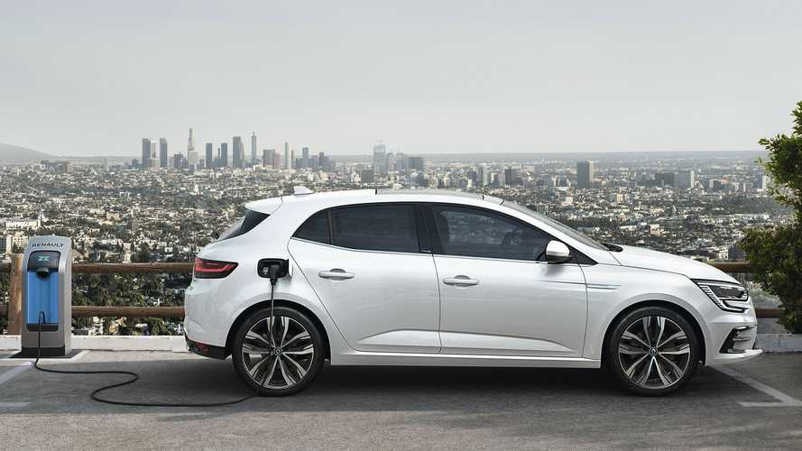 Renault Megane E-TECH Plug-in 160 (2021)