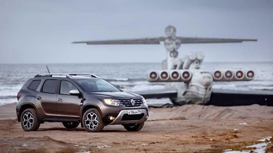 Новый Renault Duster в Дагестане