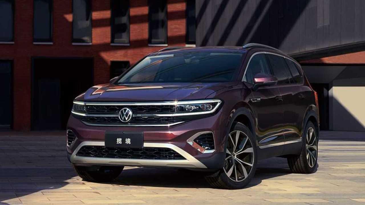 Volkswagen Talagon, ¿alternativa al Touareg?