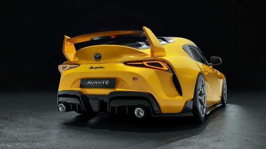 Avante Design Toyota Supra