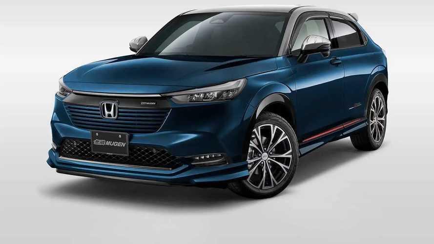 2021 Honda Vezel by Mugen