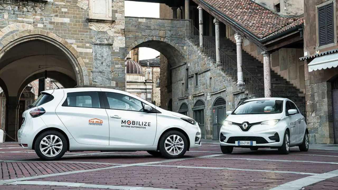 Renault Mobilize a Bergamo