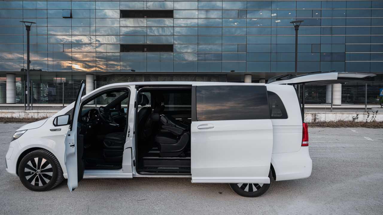 2021 Mercedes-Benz EQV 300