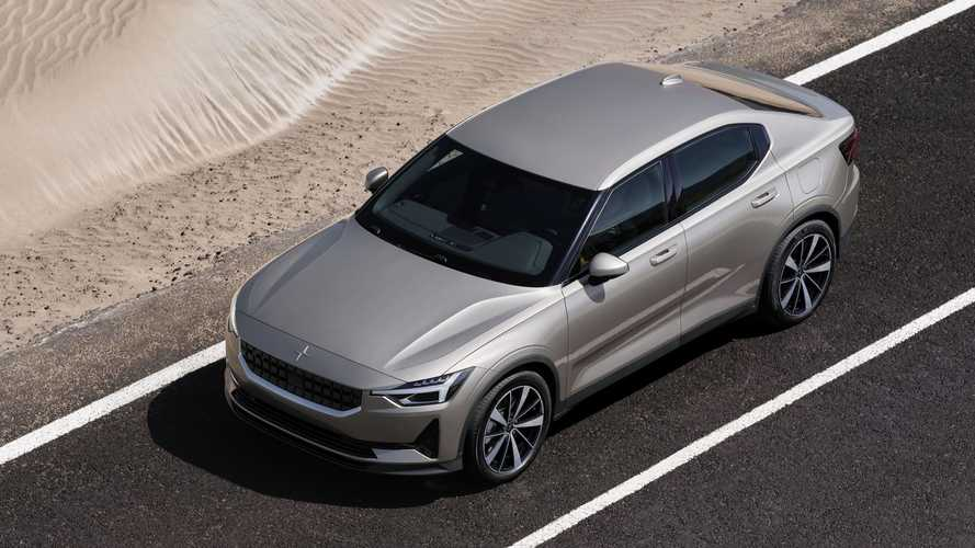 Polestar Introduces Single-Motor Polestar 2 With More Range