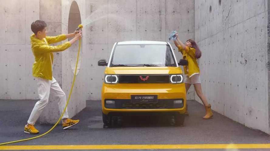 China: Wuling Hong Guang MINI EV Sales At 30,000 In May 2021