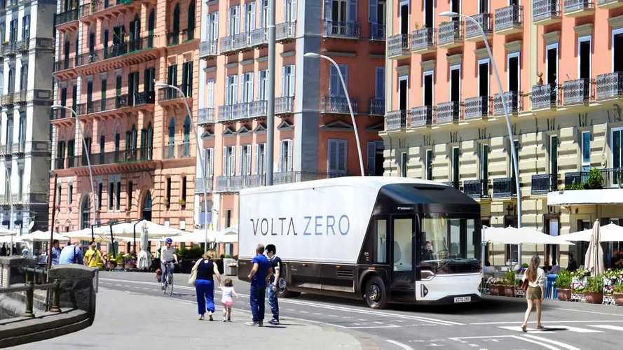 Volta Trucks, il camion elettrico Zero verrà prodotto in Austria