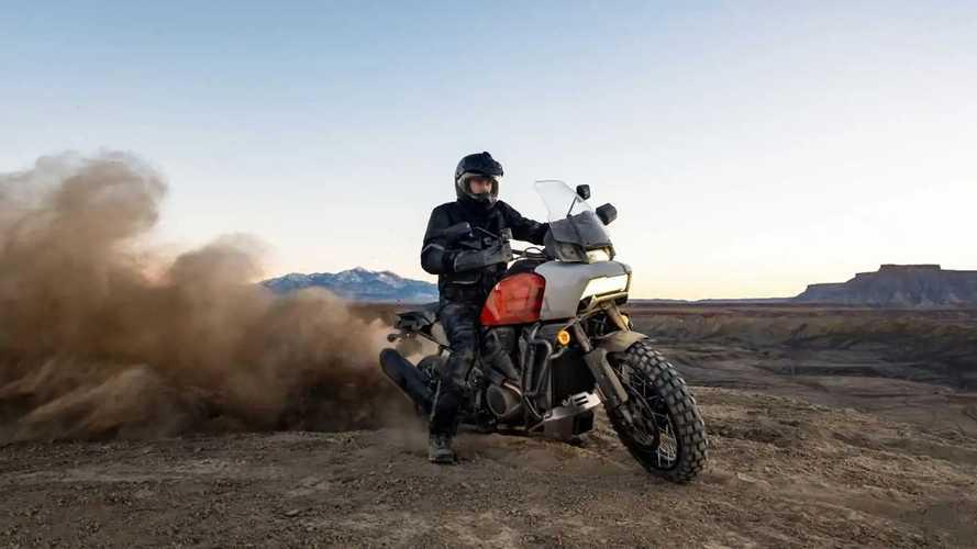 La Harley-Davidson Pan America se vend comme des petits pains