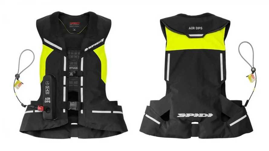Spidi Introduces Versatile New Air DPS Airbag Vest